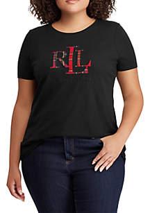 Plus Size Katlin Logo Tee