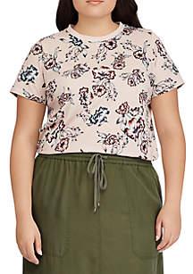 Plus Size Marrim Knit Top