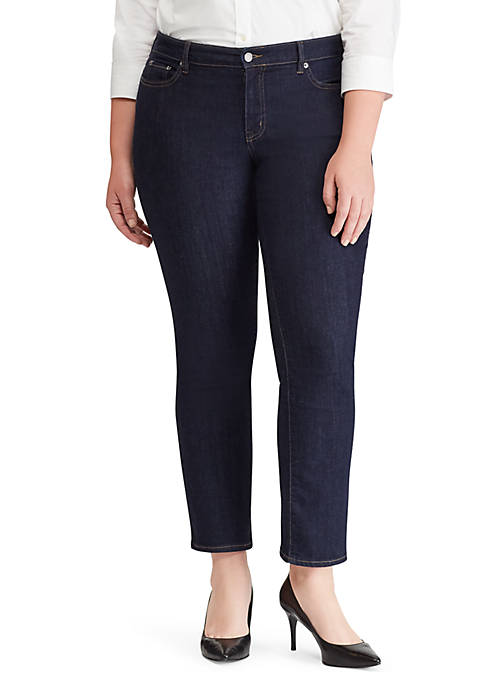 Lauren Ralph Lauren Plus Size Premier Modern Slim