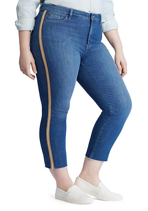 55effda21 Lauren Ralph Lauren Super-Stretch Heritage Jean