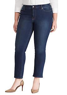 Plus Size Modern Slim Curvy Jean