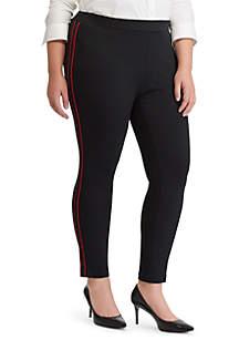 Plus Size Ponte Skinny Pant