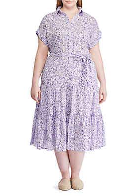 Ralph Lauren Plus Size Dresses   Lauren Ralph Lauren   belk