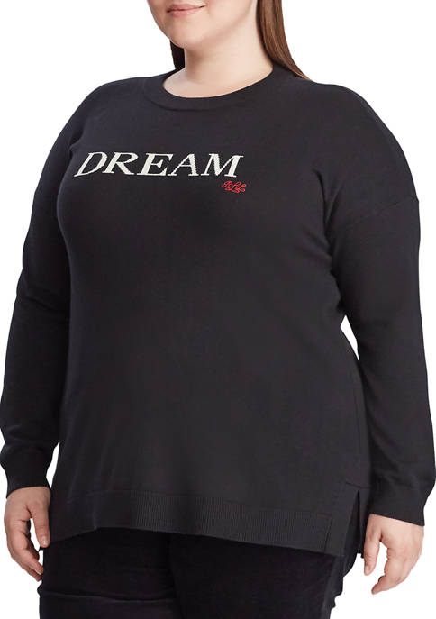 Lauren Ralph Lauren Plus Size Dream Knit Cotton