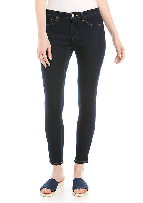 MICHAEL Michael Kors High Waist Selma Skinny Jeans