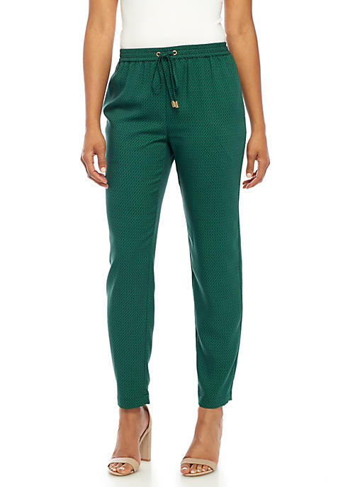 MICHAEL Michael Kors Mini Diamond Track Pants