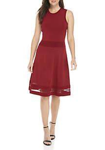 Ottoman Texture Dress