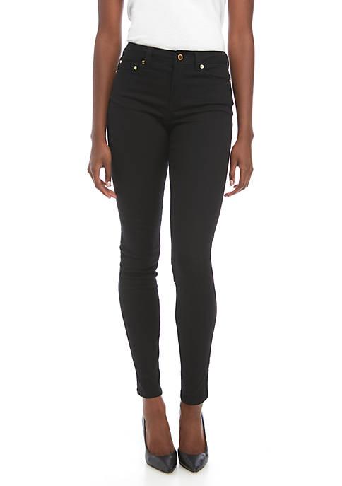MICHAEL Michael Kors High Rise Skinny Jeans