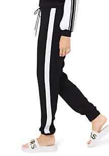 Stripe Track Pants