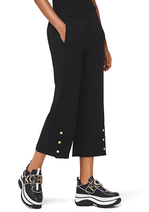 Snap Leg Trousers