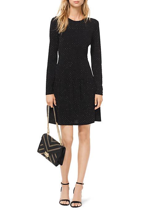 MICHAEL Michael Kors Diamond Shirt Dress