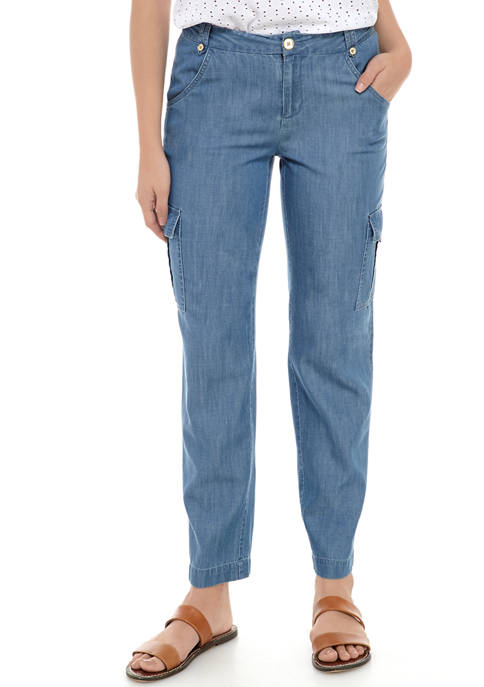 MICHAEL Michael Kors Womens Cargo Pants