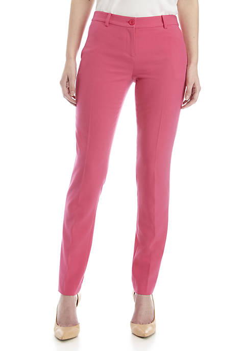 MICHAEL Michael Kors Miranda Slim Leg Pants