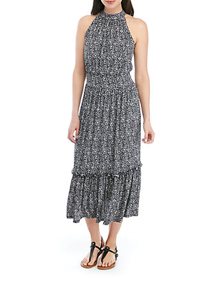 3f88b2d2c50e MICHAEL Michael Kors. MICHAEL Michael Kors Spring Tiered Maxi Dress