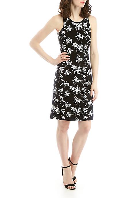 MICHAEL Michael Kors Jacquard Tank Dress