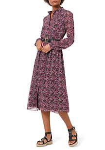 MICHAEL Michael Kors Garden Ruffle Dress