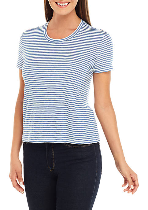Stripe Baby T Shirt