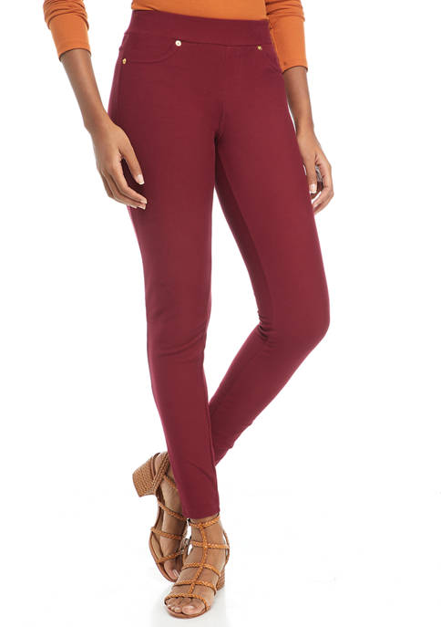 MICHAEL Michael Kors Petite Pull On Leggings