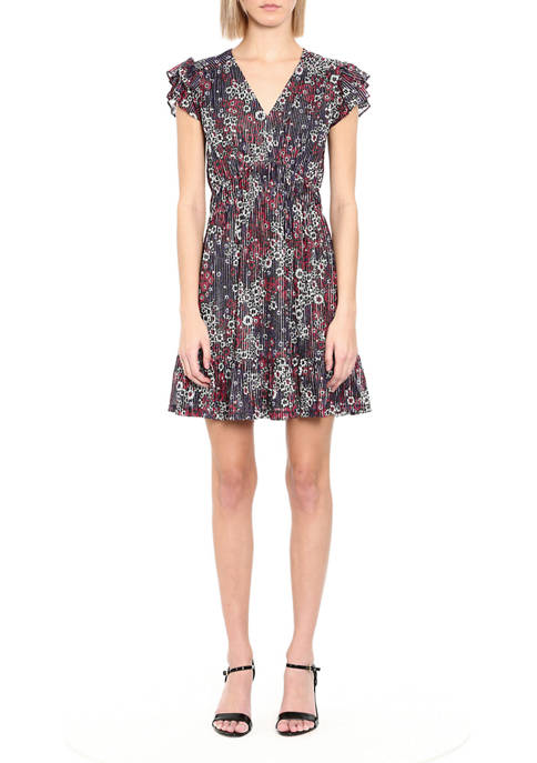 MICHAEL Michael Kors Petite Zinnia Mini Dress