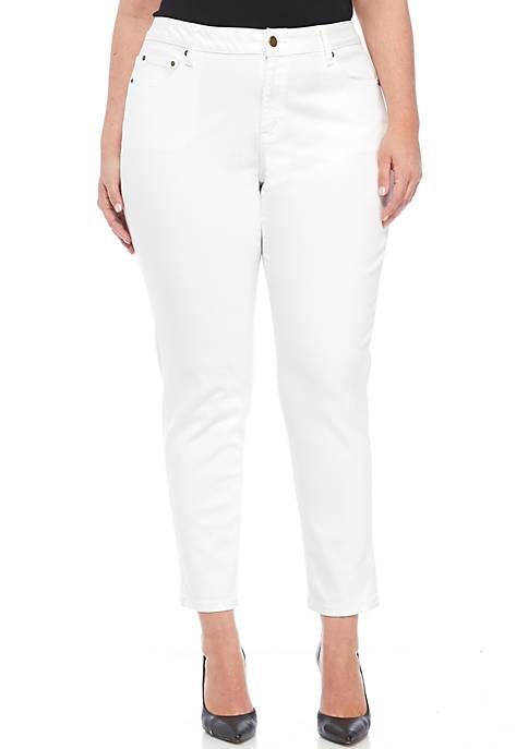 MICHAEL Michael Kors Plus Selma Skinny Jean