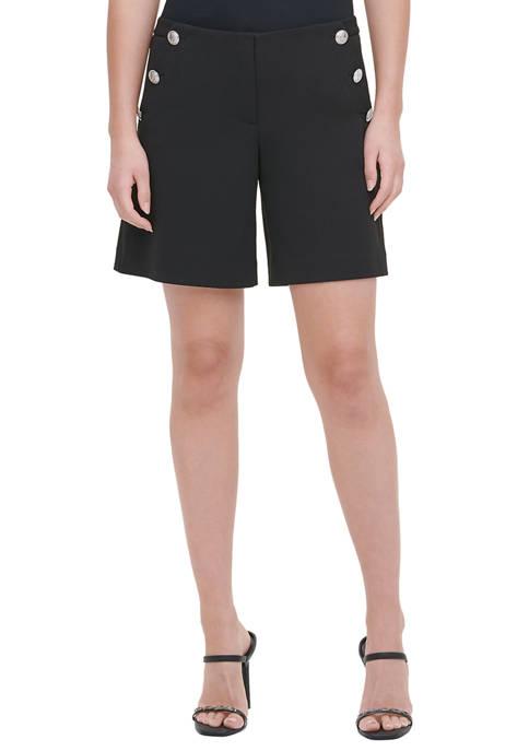 Calvin Klein Womens Dressy Shorts