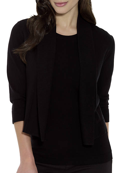 Calvin Klein Shawl Collar Sweater
