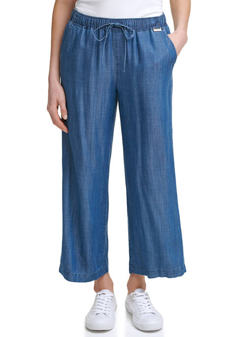 Pull On Lyocell® Pants