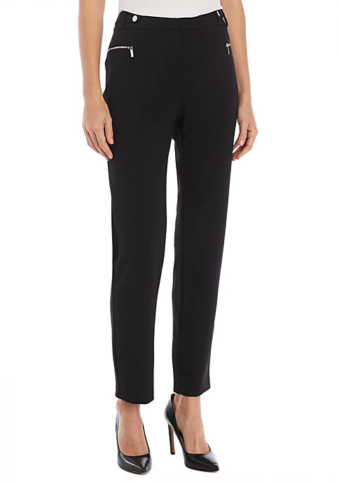 Calvin Klein Zip Pocket Straight Pants