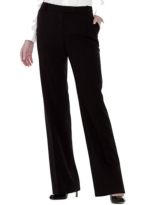 Calvin Klein Madison Stretch Straight Leg Pant