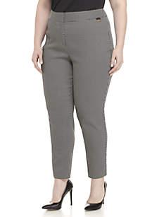 Plus Size Skinny Millenium Pants