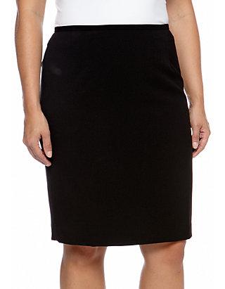 2d7281a078 Calvin Klein Plus Size Pencil Skirt