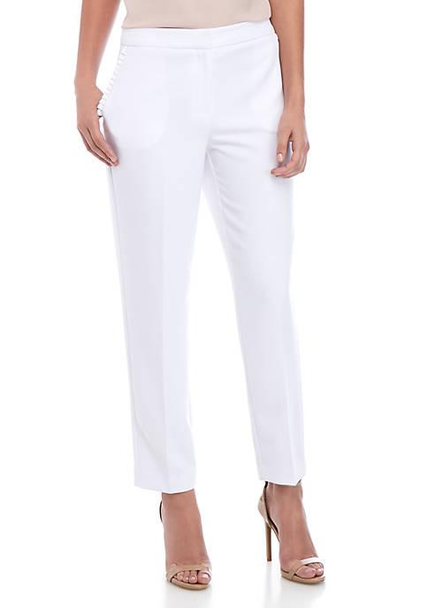 Sharagano Solid Bond Pants