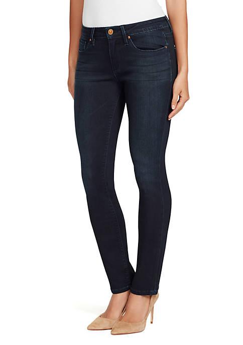 Wonderland Slim Straight Jeans