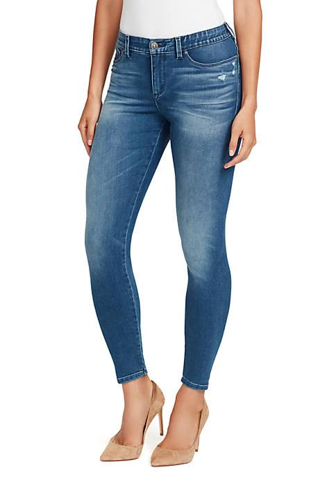Vintage America Blues Body Positive Seamless Skinny Jeans
