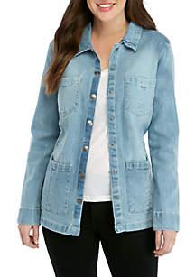 Vintage America Blues Getty Denim Jacket