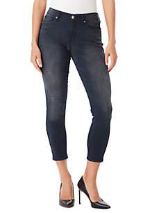 Wonderland Skinny Ankle Jeans