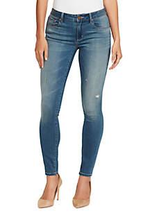 Petite Boho Super Skinny Jeans