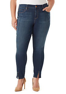 Plus Size Wonderland Skinny Jeans
