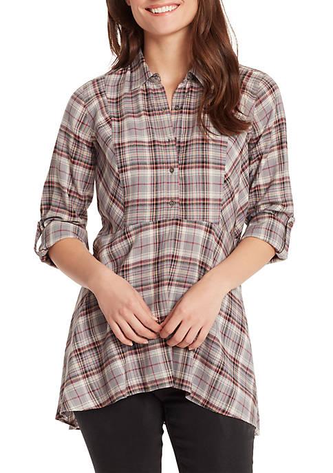 Womens Sequoia Plaid Shirt