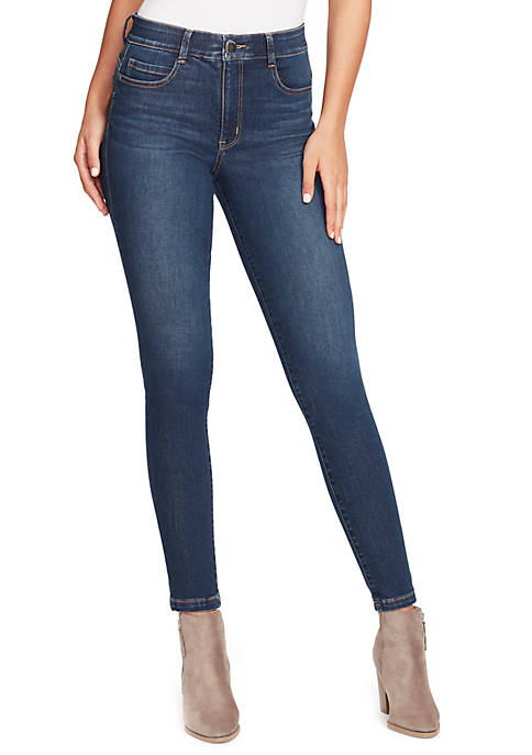 Womens Fab Body Sculpt Skinny Jeans