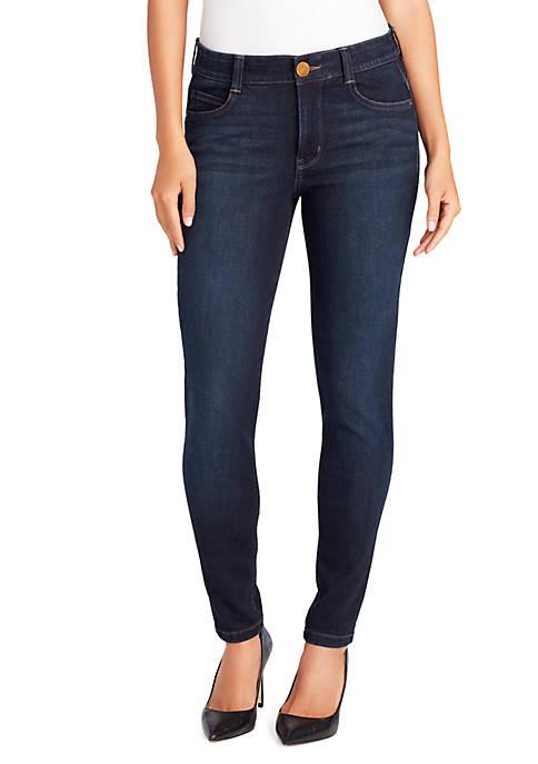 Body Sculpt Skinny Denim Jeans