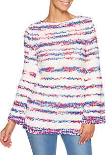 Beaujolais Petite Pom Pullover Sweater