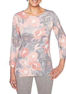 Must Haves Autumn Bloom Top