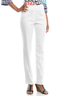 Pull-On Tech Stretch Average Length Pants