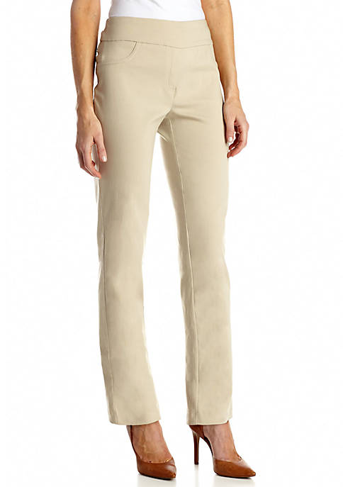 Ruby Rd Pull-On Tech Stretch Average Length Pants