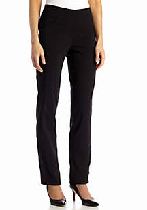 Air Pull-On Tech Stretch Pants - Average Length