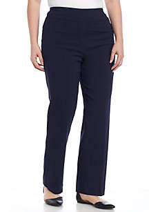 Plus Size Millennium Pull-On Pants