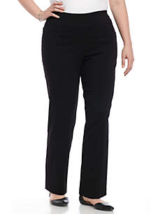 Plus Size Air Pull-On Tech Stretch Pant