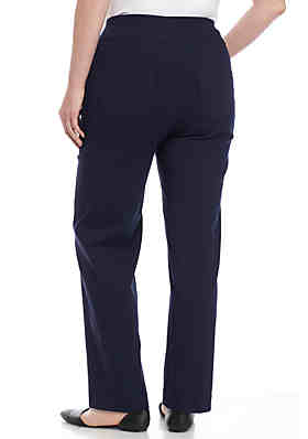 5c6adfa3faf ... Ruby Rd Plus Size Air Pull-On Tech Stretch Pant