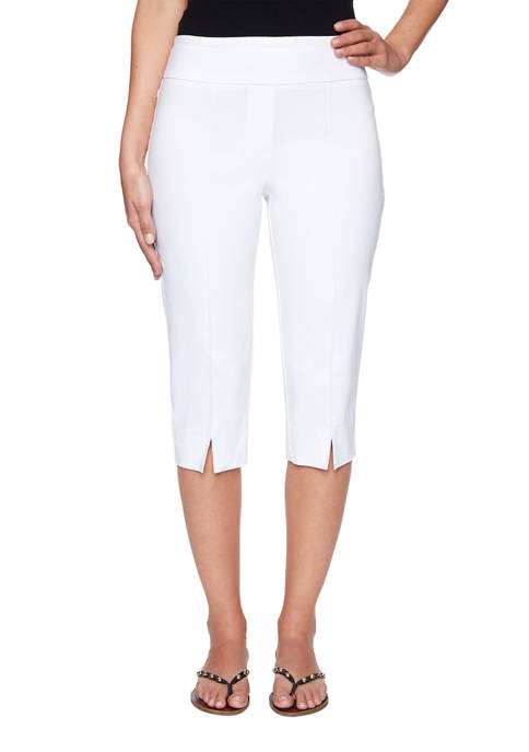 Womens Color Crush Millennium Stretch Clamdiggers